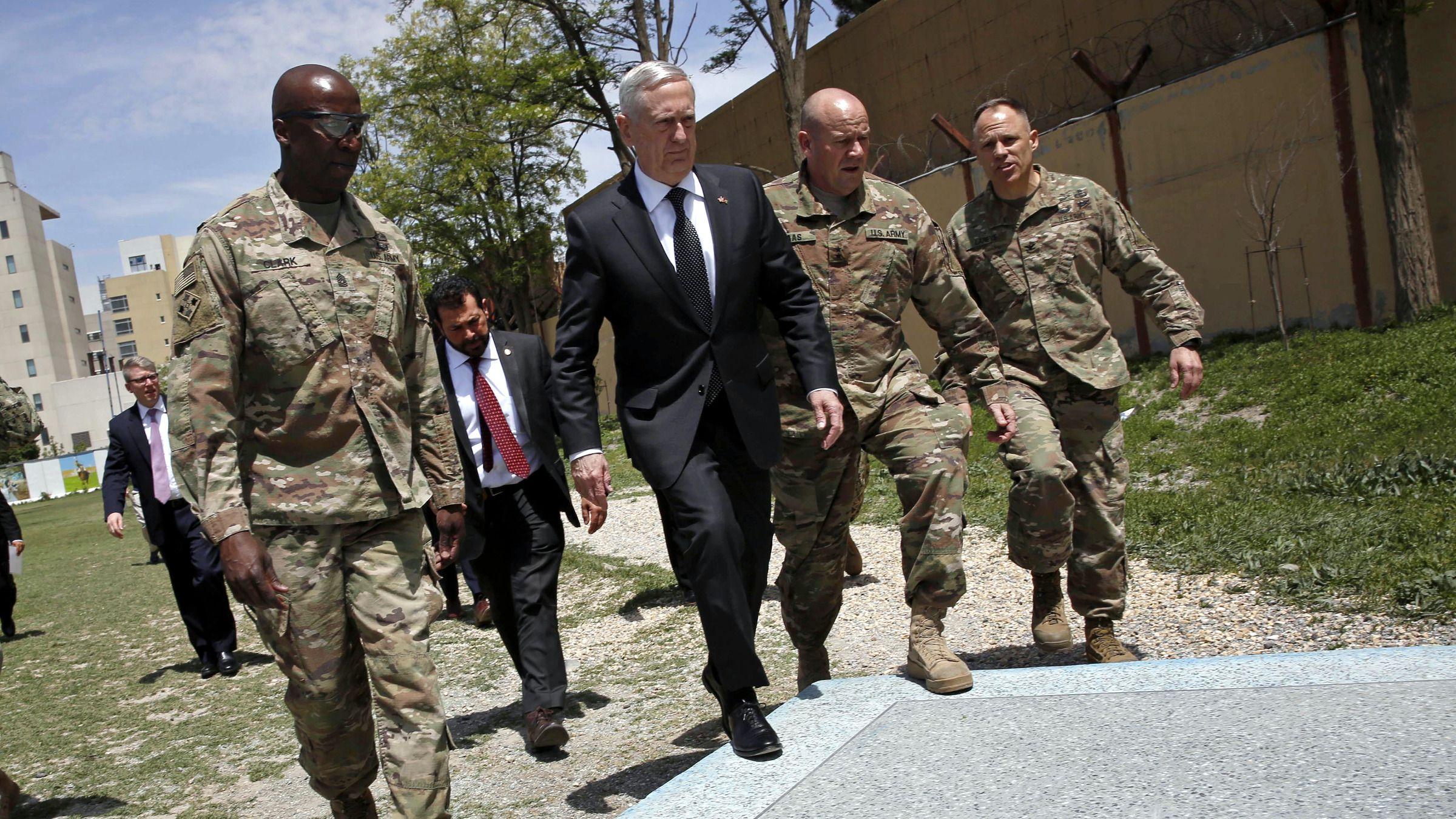 mattis-afghanistan